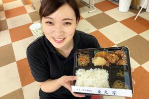 リハトレ専科西戸山公園の近くにあるボリュームたっぷりな手作りお惣菜弁当のお店「東光亭」