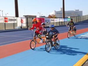 第3回スポーツひのまるキッズ自転車わっしょい!を開催しました
