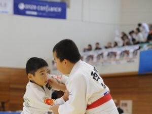 第10回スポーツひのまるキッズ柔道北信越小学生大会を開催しました