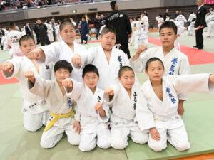 【中止】第10回ひのまるキッズ近畿柔道小学生大会案内のお知らせ