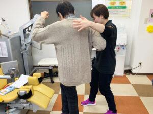 体力測定❣(リハトレ専科)