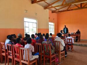 若者の協同組合に支援を開始しました【元子ども兵達が社会復帰するための職業訓練施設「オンズ自立支援センター」】
